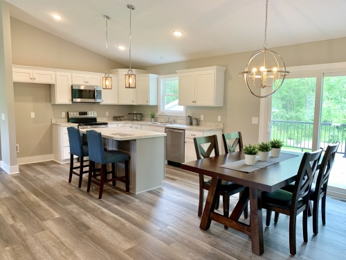 Capstone Custom Homes Wooster Ohio Custom Builder