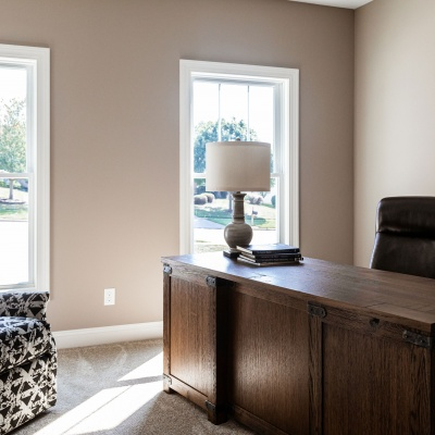 Capstone Custom Homes - Home Office