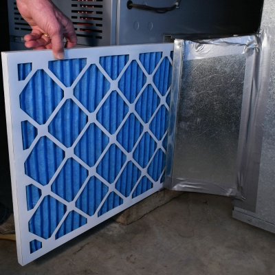 Capstone Custom Homes - Furnace Filter