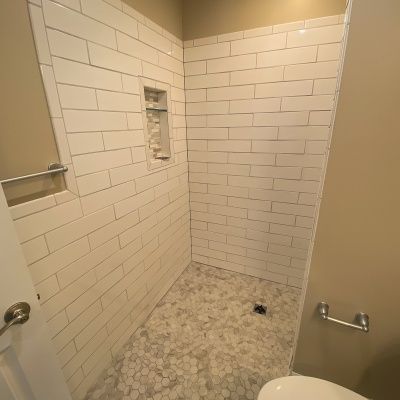 Capstone Custom Homes - Custom Tile